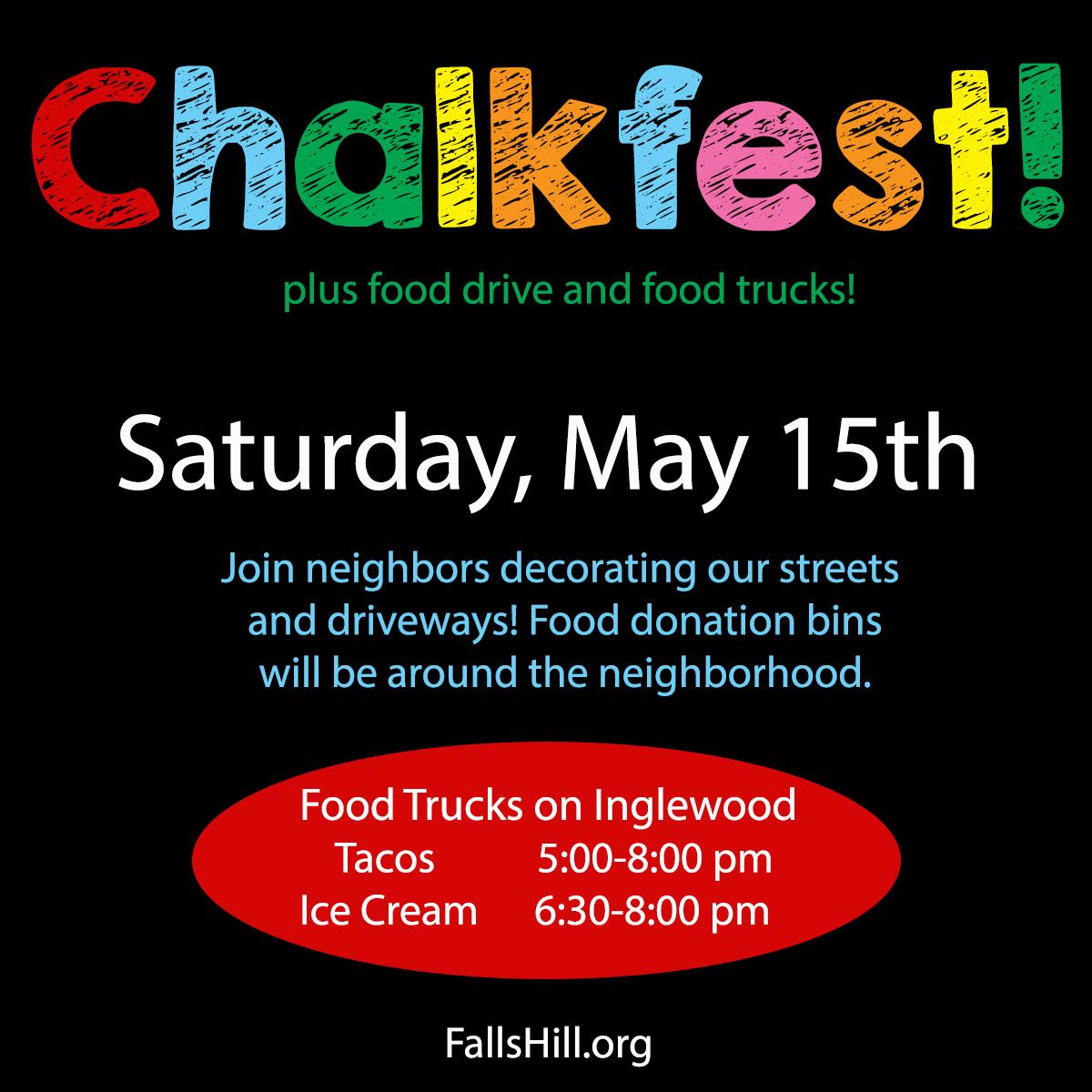Chalkfest 2021!